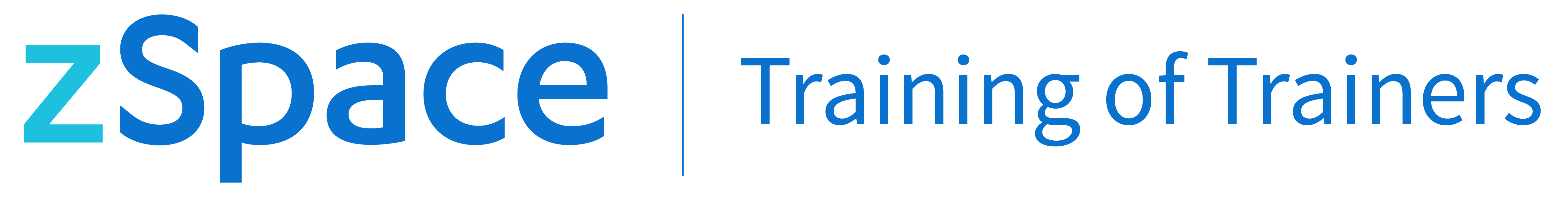 zSpace Training of Trainers Logo (Large - 2x)